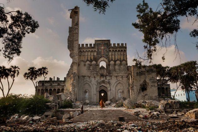 Africa, Somalia, Benadir region, Mogadishu. 26/03/2012.