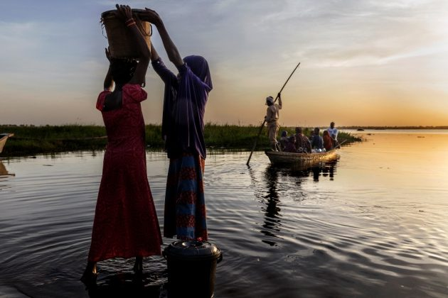 Africa, Chad, 15th October 2018