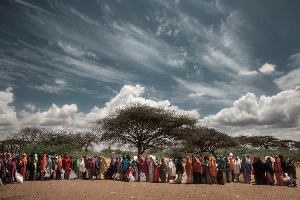 Africa, Kenya, Dadaab. 01/03/2016.