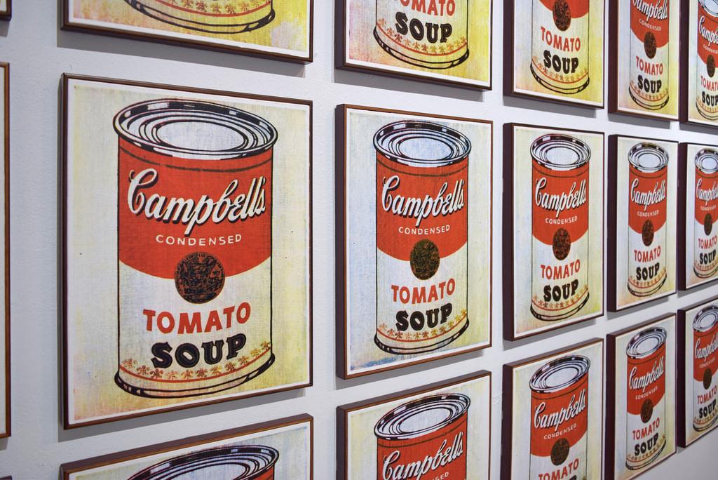 L'arte e la pubblicità, un rapporto duraturo