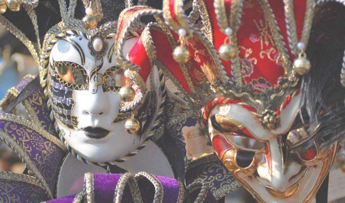 Carnevale, alla scoperta delle maschere tradizionali italiane
