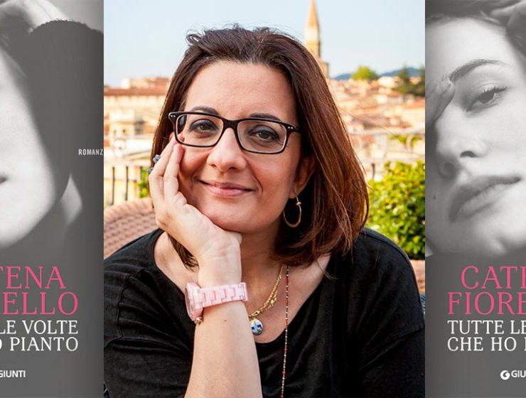 """Catena Fiorello, """"Il pianto rivela la verità dell'uomo"""""""
