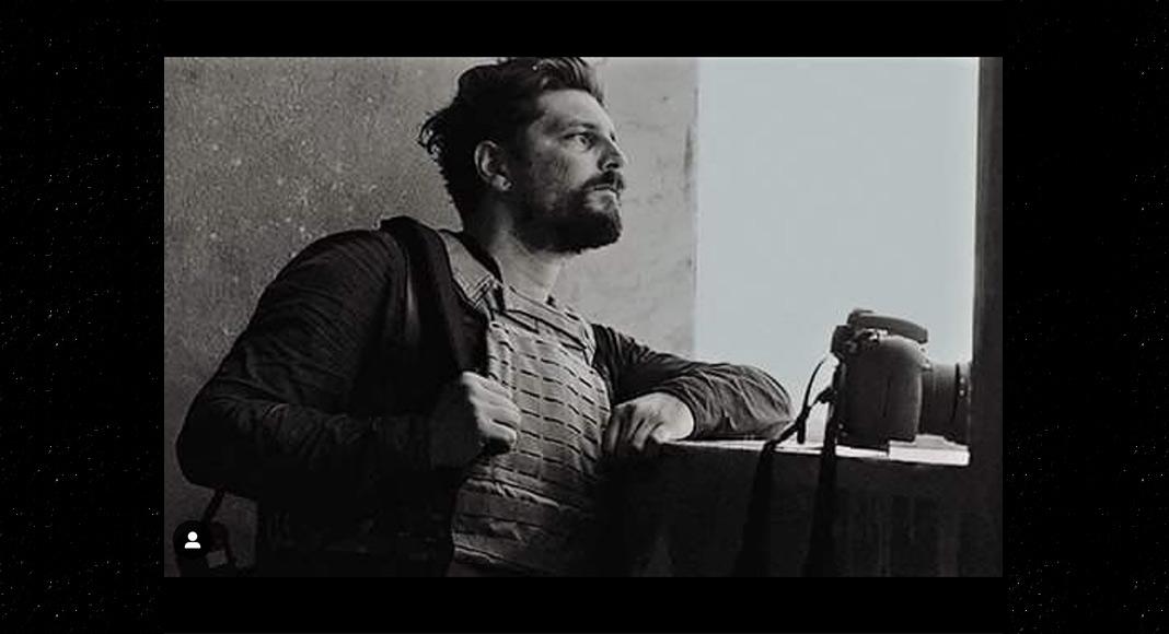 Il fotografo di guerra Gabriele Micalizzi ferito in Siria