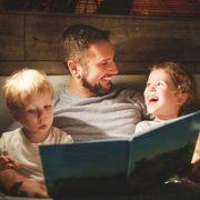 Perché è importante leggere le fiabe ai bambini