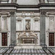 La Sagrestia Nuova di Michelangelo Buonarroti
