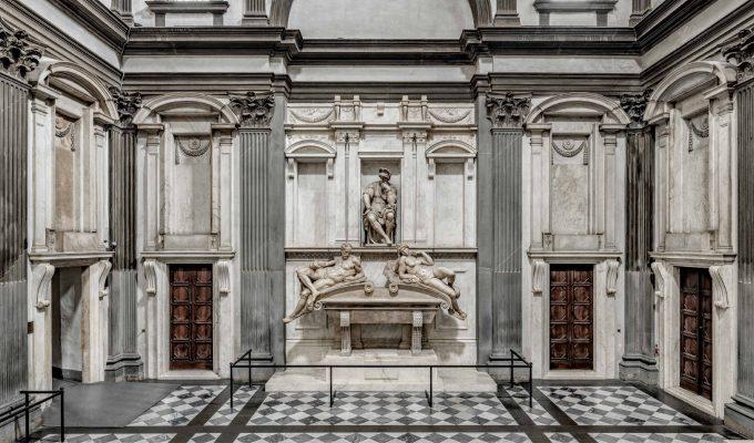 Michelangelo sotto una nuova luce, risplende la Sagrestia Nuova