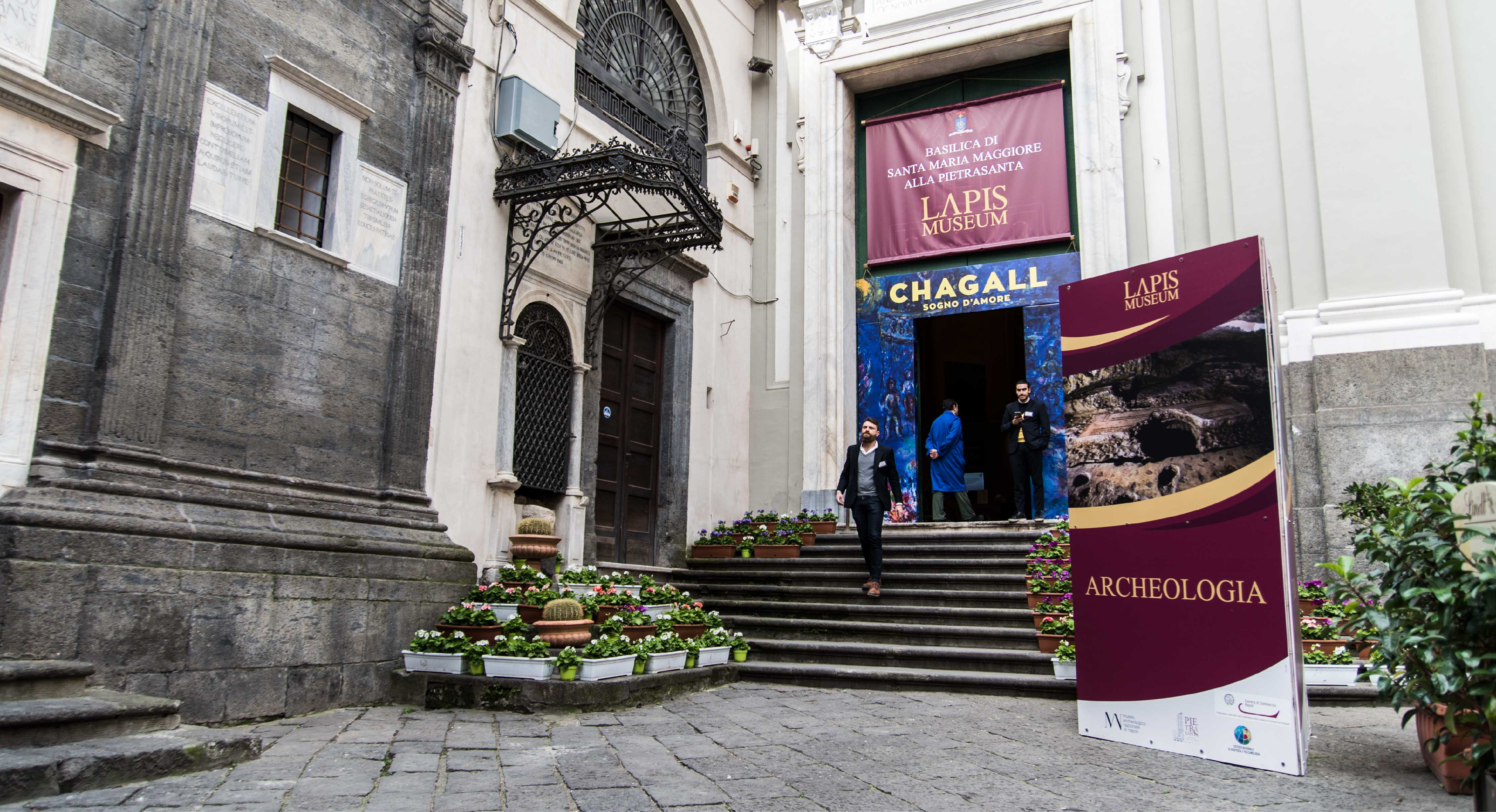 Marc Chagall in mostra a Napoli, più di 150 opere esposte