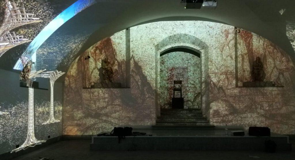 Leonardo da Vinci e Andy Warhol, insieme in una mostra multimediale