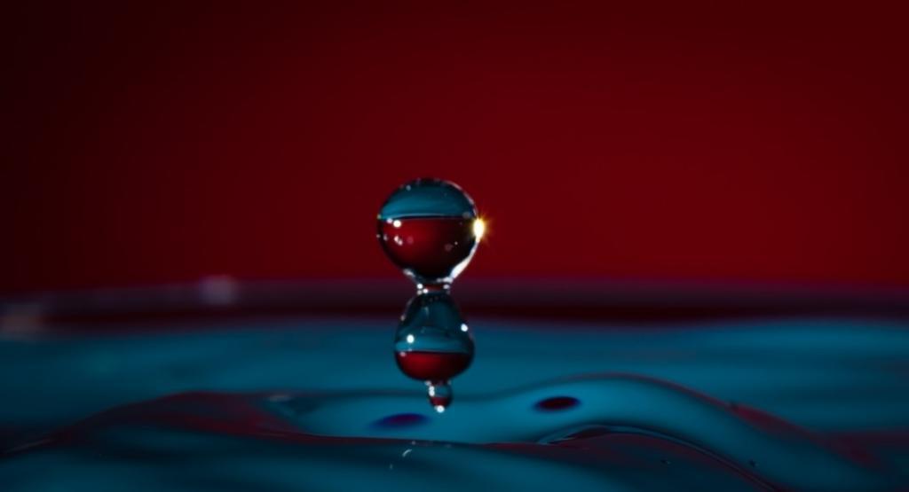 """Come fotografare una goccia d'acqua, l'effetto """"Water Drop"""""""