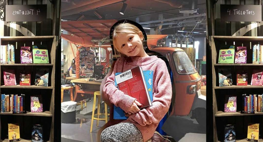 Biblo Tøyen, la biblioteca per i minorenni