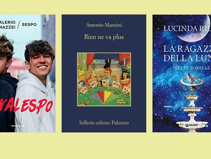 Classifica libri più venduti. Napoli conquista la top ten
