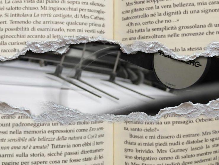 Come viene stampato un libro