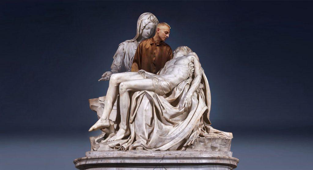 """""""Rose viola"""", Ghemon rende omaggio all'arte"""