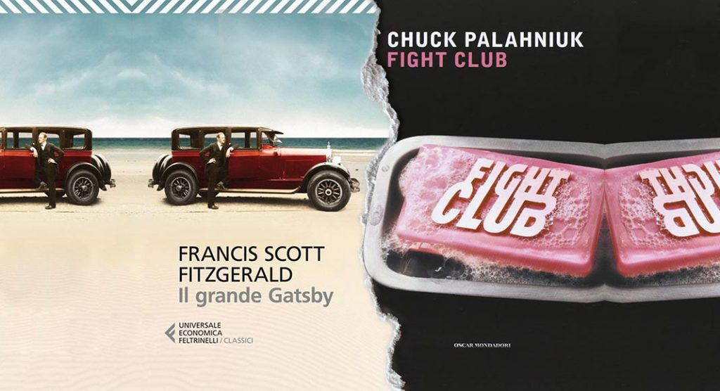 Il grande Gatsby ha ispirato Fight Club di Palahniuk