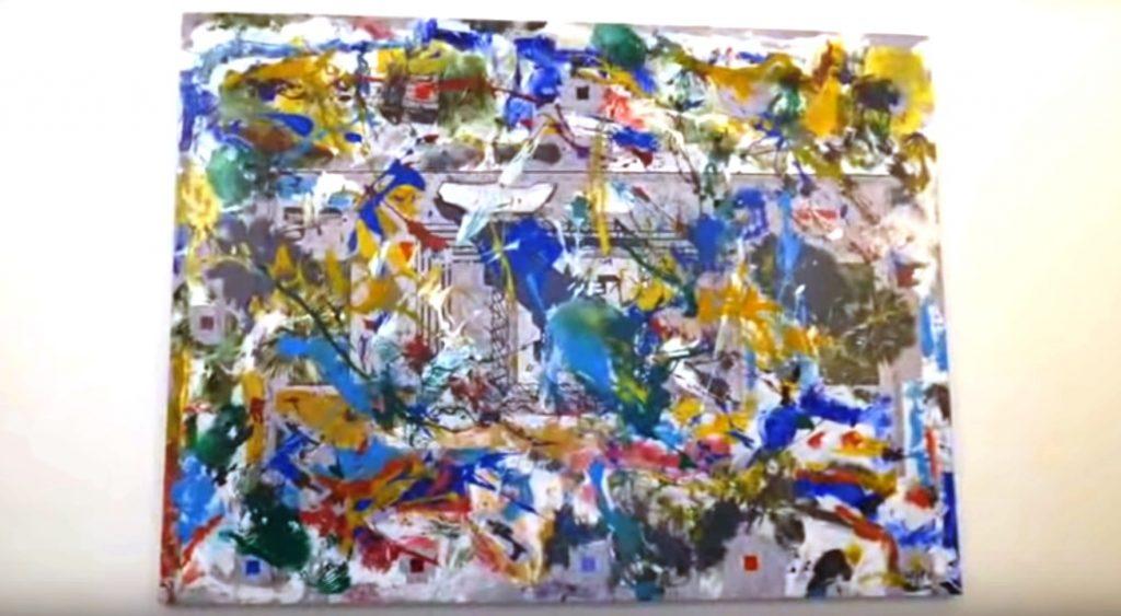 Marck Art, l'artista sottovalutato a scuola considerato oggi un genio