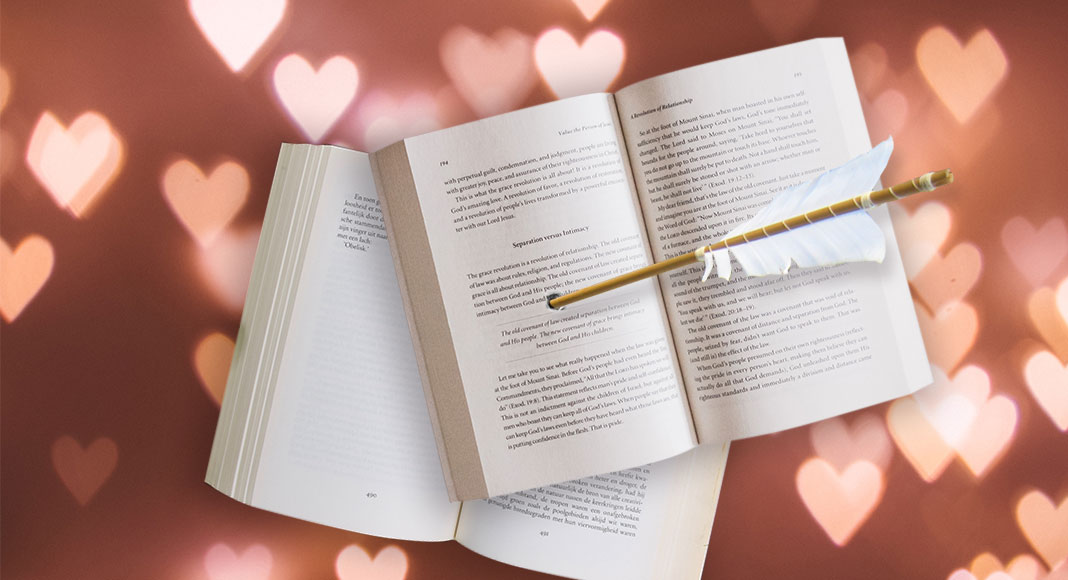 Il San Valentino perfetto per gli amanti dei libri