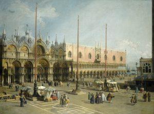 04.Canaletto Piazza SanMarco Est