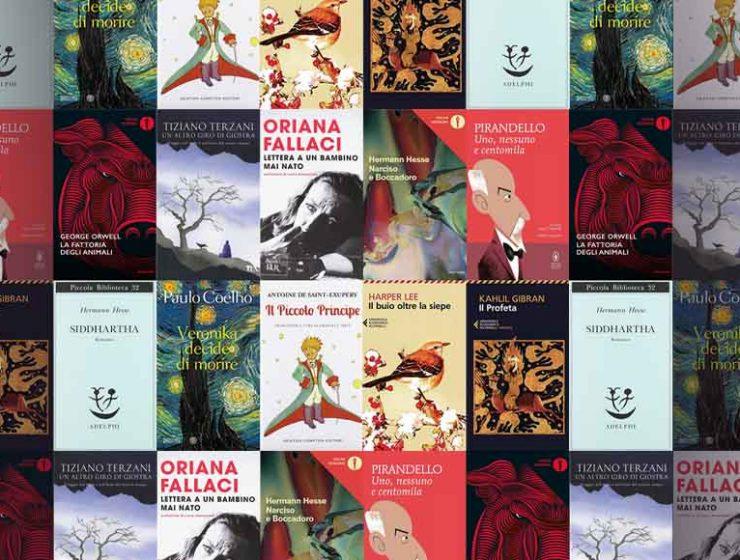 I 10 libri che hanno cambiato la vita ai lettori