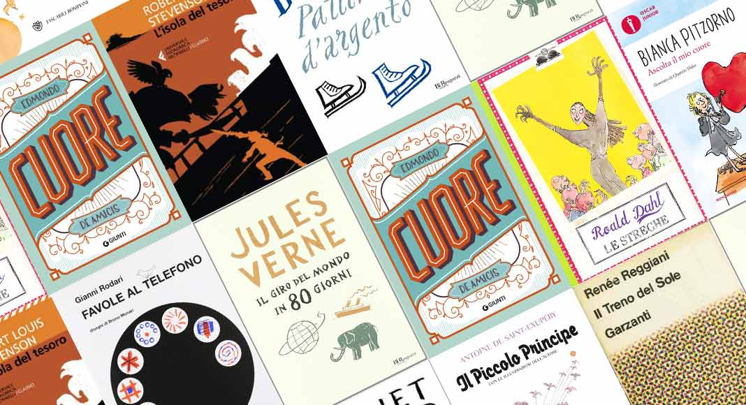 I 10 libri che hanno segnato l'infanzia dei lettori