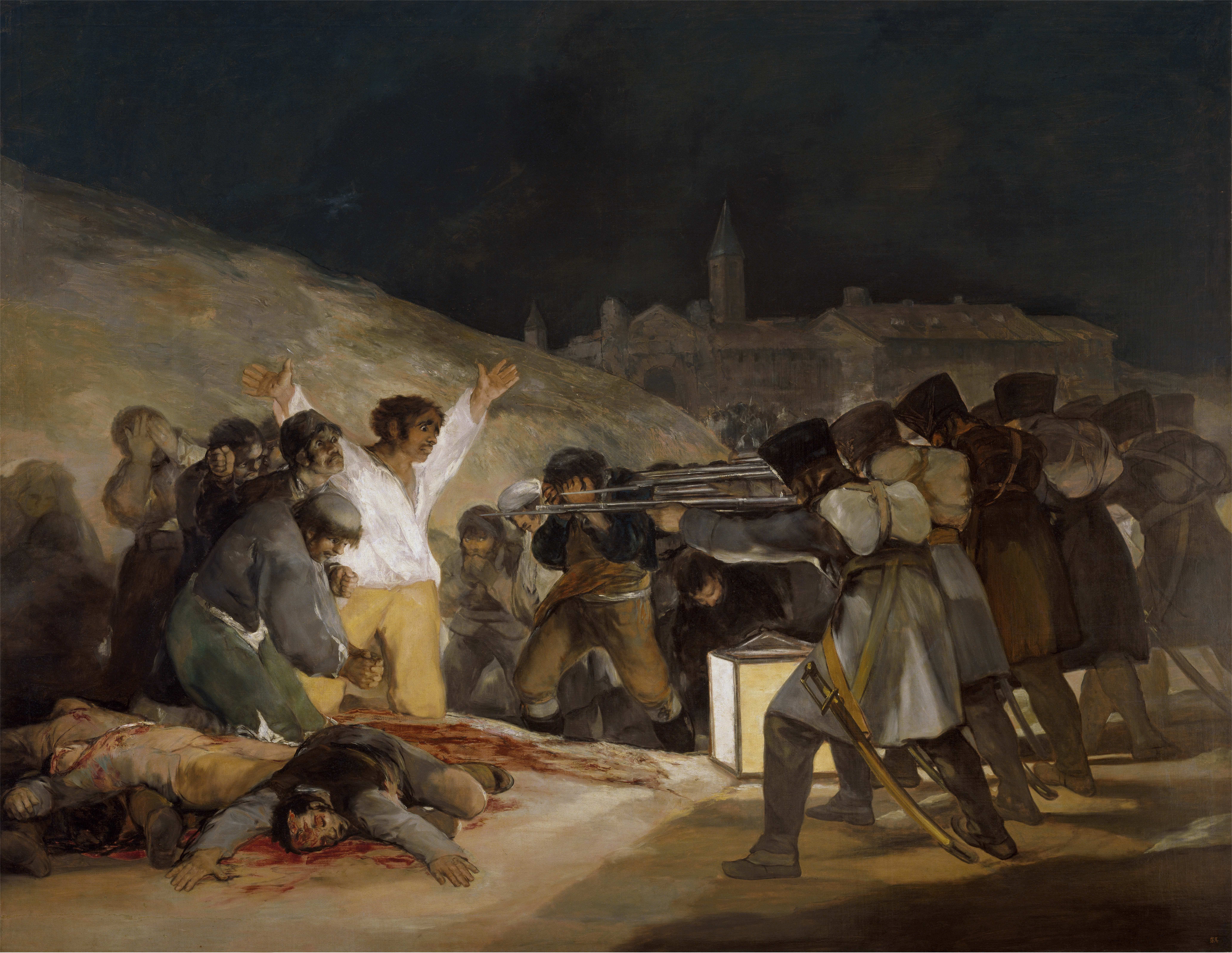 3maggio1808 Goya