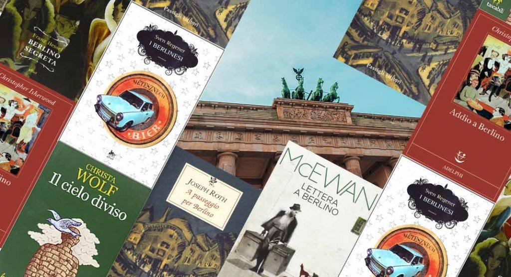 6 libri leggere prima partire Berlino
