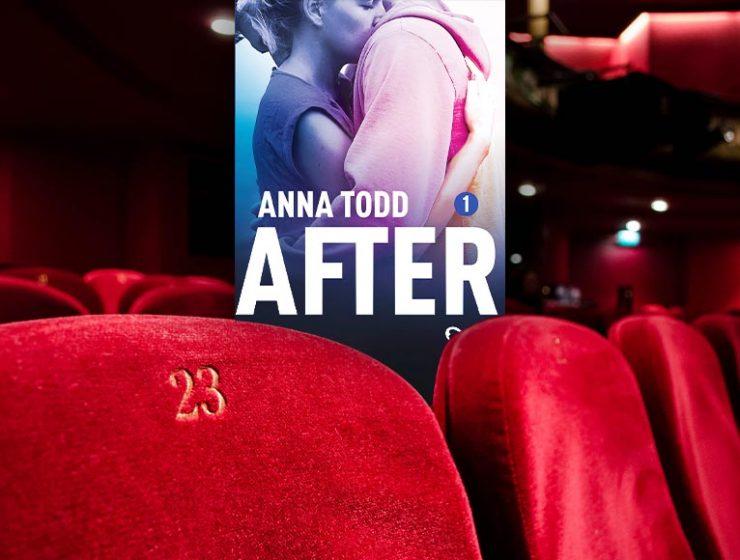 After il film, i protagonisti della saga best seller a marzo in Italia