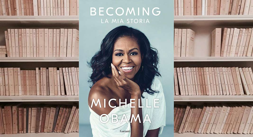 Becoming di Michelle Obama, l'autobiografia da 10 milioni di copie