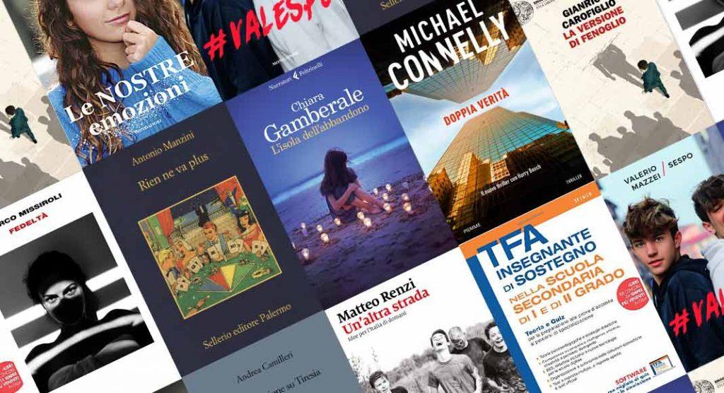 Classifica libri più venduti. Top ten all'italiana