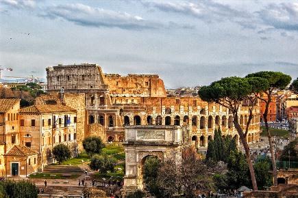 Colosseo e Fori Imperiali