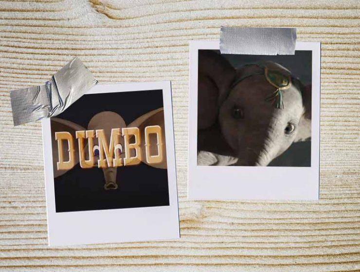 Dumbo, dalle origini della fiaba al film di Tim Burton