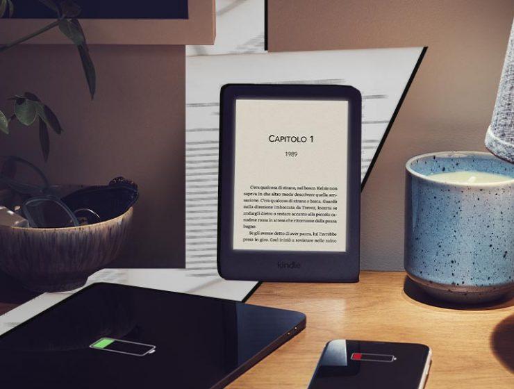 Nuovo Kindle 2019, l'e-reader a basso costo di qualità