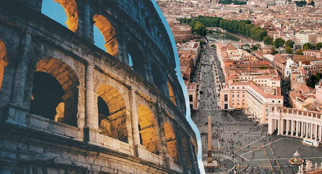 Roma, un itinerario per godere della città tra arte e cultura