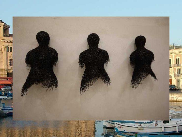 Arte a Siracusa, la scultura da tutto il mondo arriva in Sicilia