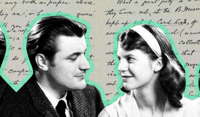 Sylvia Plath e Ted Hughes, l'amore finito in tragedia