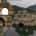 Il Tempio di Santiago, la chiesa che emerge nelle acque del Messico
