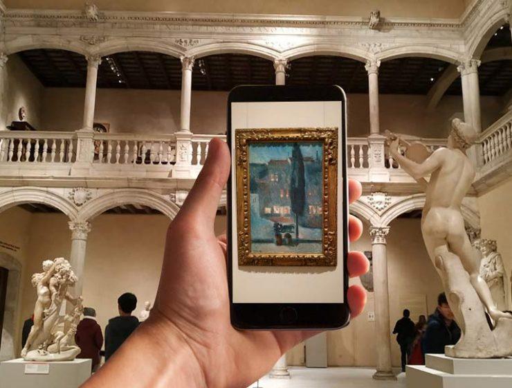 Le migliori app per chi ama l'arte e la cultura
