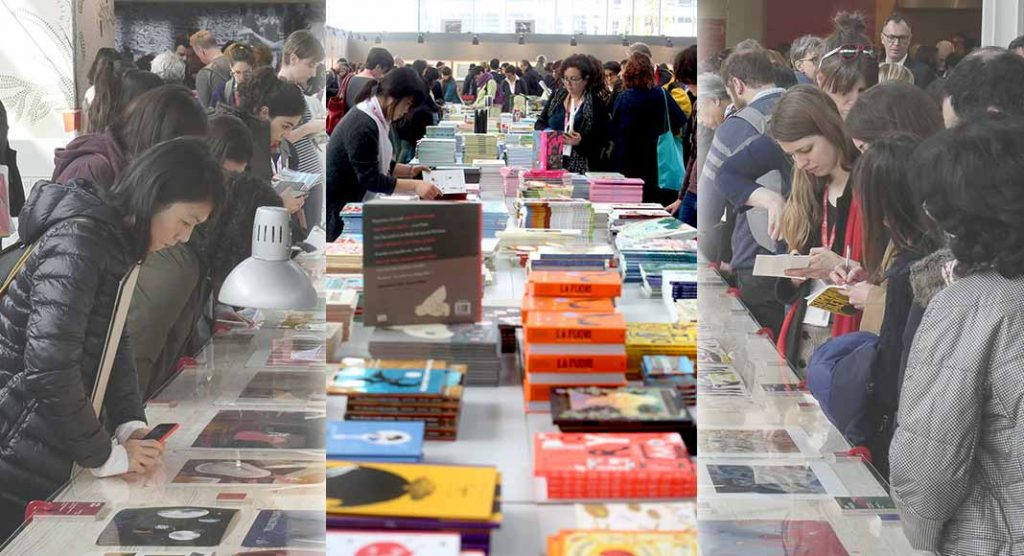 Torna la Bologna Children's Book Fair