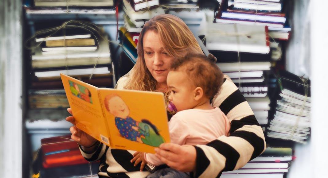 Il comune di Bolzano regala libri a ogni bebè