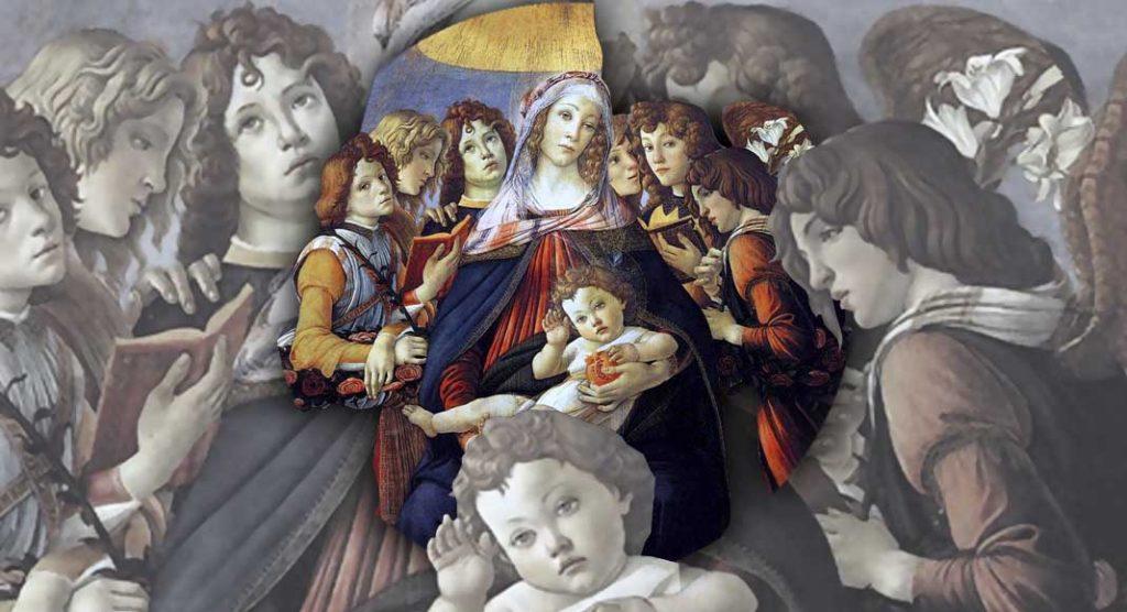 Botticelli, la copia della Madonna della Melagrana è un originale