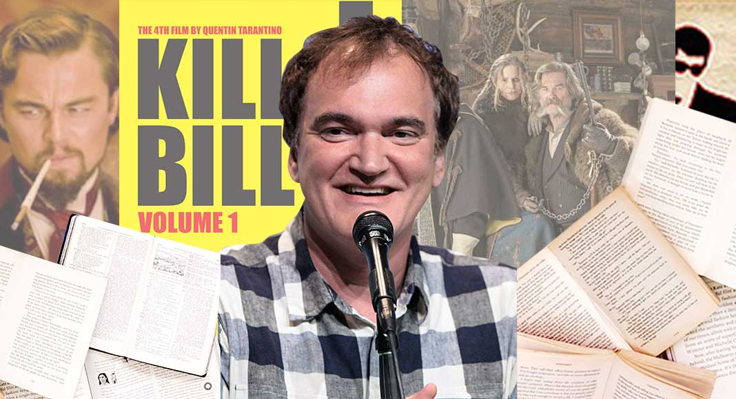 Le citazioni letterarie nei film di Quentin Tarantino