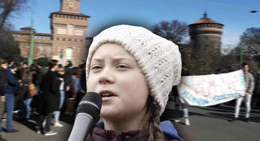#Fridaysforfuture, sciopero mondiale in difesa del clima