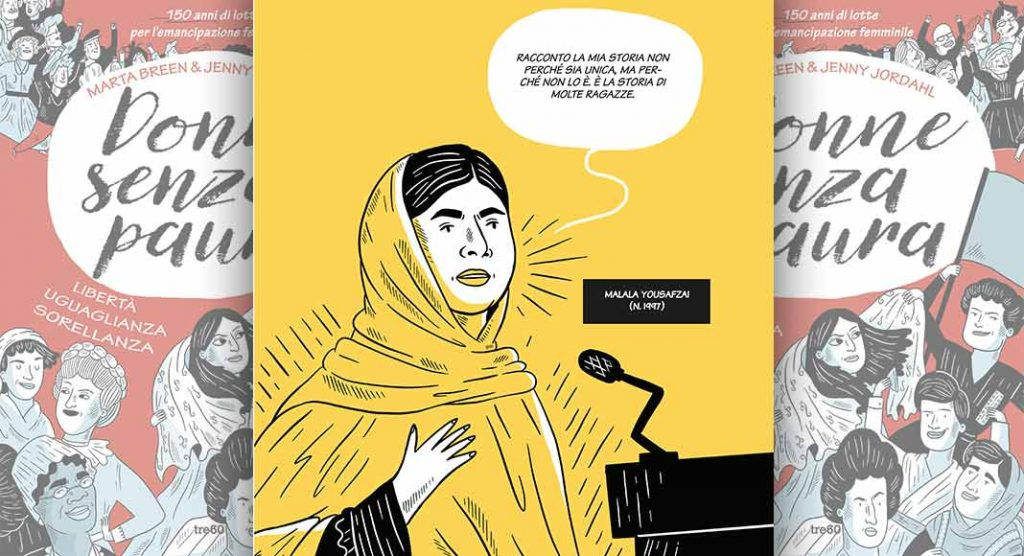 donne senza paura femminismo