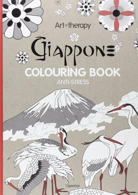 giappone libro colorare