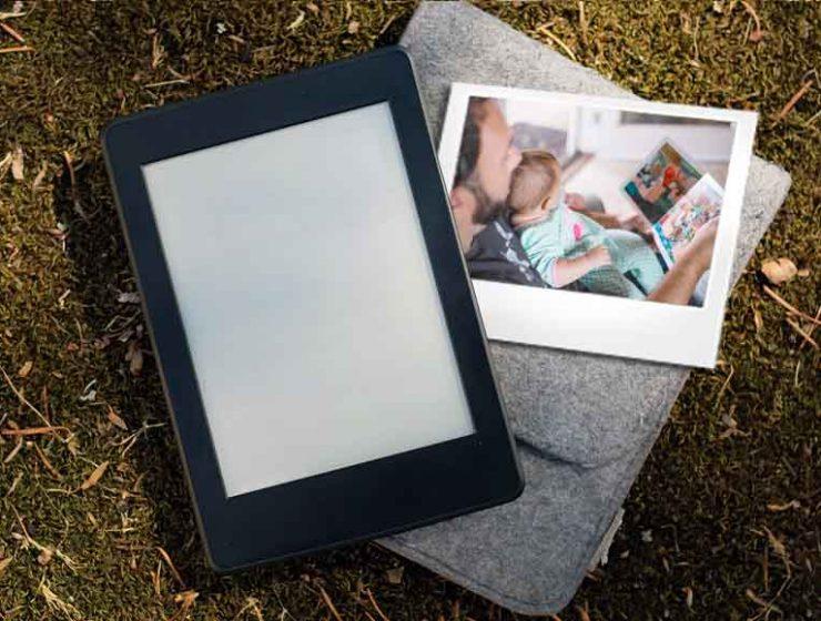Leggere ai bambini? Meglio libro cartaceo dell'ebook