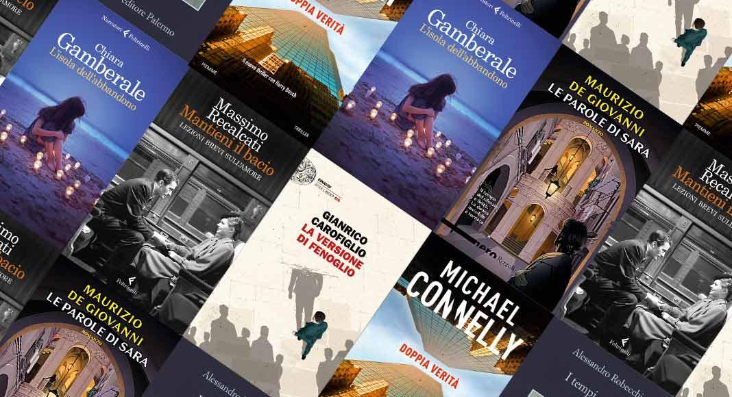 Classifica libri più venduti. Nove su dieci sono italiani