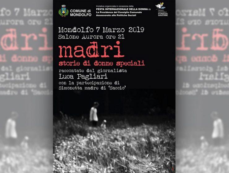 """""""Madri, storie di donne speciali"""", l'evento a Mondolfo"""