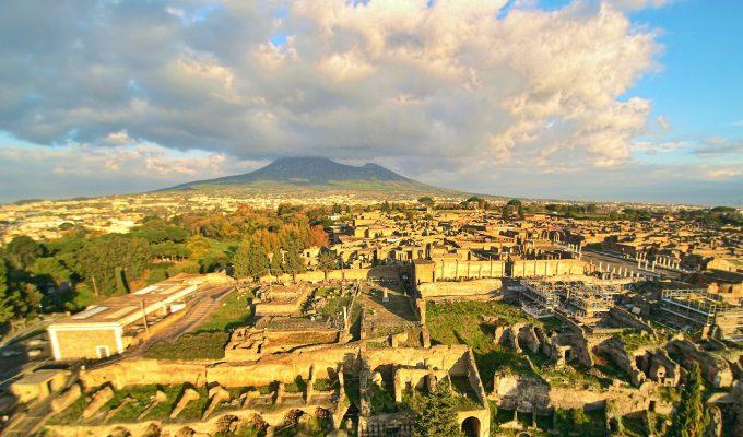 Ruota panoramica a Pompei, il MiBAC boccia l'idea