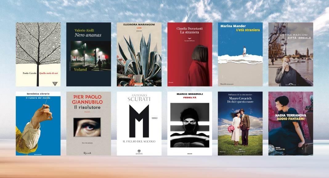 Premio Strega 2019, ecco i 12 libri finalisti