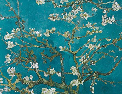 Ramo di mandorlo in fiore - Van Gogh