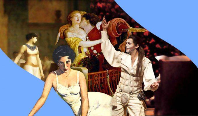 Le cinque opere teatrali d'amore più belle di tutti i tempi